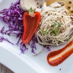Japanese #organic Soba noodles #healthy #vegetarian #foodporn