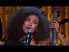 Esperanza Spalding - On The Sunny Side Of The Street (Live at the White House 2016) - YouTube