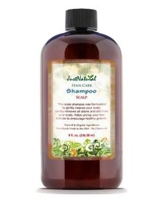 Natural Scalp Shampoo - -       Follicle Scalp Detox with Hemp Seed -   Detox your scalp and follicles with this natural scalp shampoo. Improves scalp health.  This pH balanced sulfate-free shampoo combines Manuka and Hemp Seed to protect against further dryness, while White Willow Bark Extract helps to gently and naturally cleanse away flakes.  Leaves hair clean and manageable with your scalp and follicles freshly revitalized.