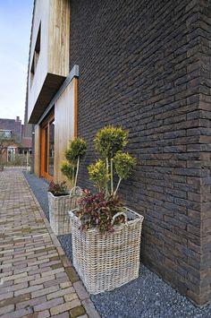 Colour 97Z. Robusta Zero (Impulse). Architect Ten Dam De Leeuw Architecten. House. NOORDIJK (NL)