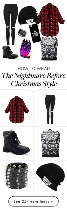 """""""Made by nassier"""" by iyone-marie on Polyvore featuring mode, Topshop, Aéropostale, Vans, Casetify et Leg Avenue"""