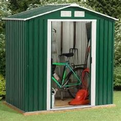 what goes in a garden shed - Bing images