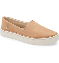 Parker Platform Slip-On Sneaker