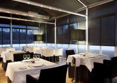 Restaurante Bouquet en el Zenit Conde Orgaz, Madrid.