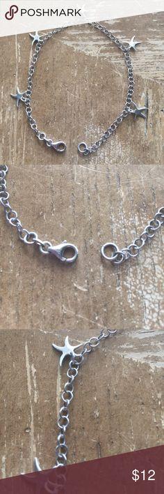 Anklet Ankle Bracelet Sterling silver solid 925🌸 Women Chain Anklet Ankle Bracelet Barefoot Sandal Beach Foot Sterling silver solid 925🌸 Jewelry Bracelets