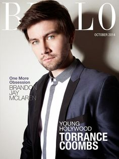 Torance Coombs ughh I love him! Bash And Kenna, Kenna Reign, Torrance Coombs, Bae, Tom Payne, Cover Boy, Handsome Actors, Handsome Guys, What A Girl Wants