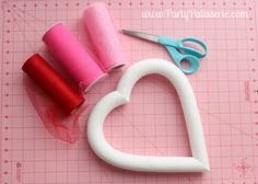 Valentine Heart Wrea