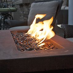 The Urban Series Fiery Rust Rectangle Fire Pit from Family Leisure can give off up to BTUs of powerful, warming, cozy heat. Are you getting enough out of your backyard living room? Outdoor Rooms, Outdoor Living, Outdoor Decor, Family Leisure, Hot Apple Cider, Lovely Smile, Simple Living, Rust, Backyard