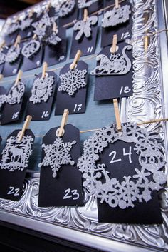 Try making @kennethwingard Adult Advent Calendar for Christmas! Catch #homeandfamily weekdays at 10/9c on Hallmark Channel!
