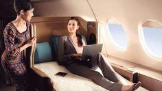 First Business Class Flight Deals