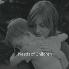 Needs of Children