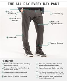 The All Day Every Day Pant || PUBLIC REC by Public Rec — Kickstarter www.usbidi.com