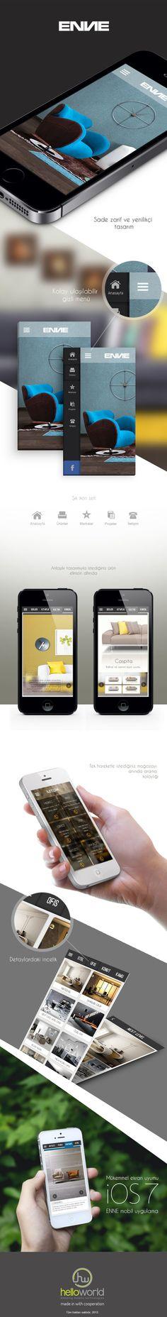 Enne Furniture Application