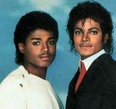 Randy Jackson  and Michael Jackson