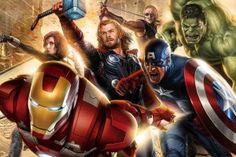 Avengers 2 Wallpaper