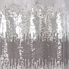 silver Bathroom Decor Black Gray shower curtain shimmer silver bathroom home decor fabric bath glitter Sequin Shower Curtain, Luxury Shower Curtain, Black Shower Curtains, Fabric Shower Curtains, Bathroom Curtains, Black And Grey Curtains, Silver Bathroom, Home Decor Fabric, Black Decor