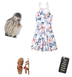 """""""Church"""" by julie-nicole-1 on Polyvore featuring Hollister Co., Gap and ban.do"""