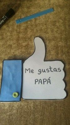 Manualidades Dia del Padre (8) Fathers Day Art, Fathers Day Crafts, Happy Fathers Day, Diy For Kids, Crafts For Kids, Grandparents Day Crafts, Diy And Crafts, Paper Crafts, I Love My Dad