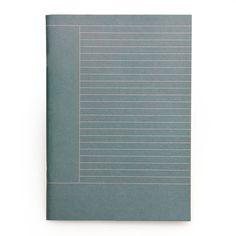 Poketo Eco A5 Lined Notebook