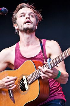 The tallest man on earth. One of my fav contemporary musicians... happens to be really attractive.