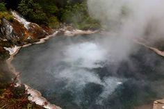 Rotorua Thermal Parks – Steve's Live From Las Vegas