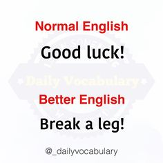 English Conversation Learning, English Learning Spoken, Teaching English Grammar, English Writing Skills, English Language Learning, Slang English, English Idioms, English Phrases, Learn English Words