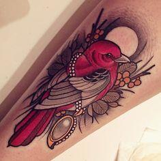 #Tattoo #TattooBird