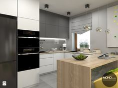 Kuchnia z wyspą - zdjęcie od MONOstudio