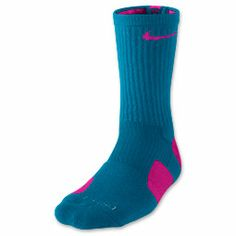 Men's Nike Elite Basketball Crew Socks - Medium| FinishLine.com |