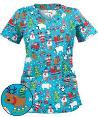 9815e1f895e 10 Best uniforms images | Scrub tops, Ua, Medical scrubs