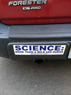 Atheism, Religion, God is Imaginary, Science. Science: more than a wild ass guess.