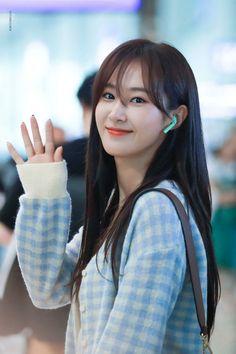 Sooyoung, Yoona, South Korean Girls, Korean Girl Groups, Korean Bangs Hairstyle, Curly Hairstyle, Yuri Girls Generation, Kwon Yuri, Instyle Magazine
