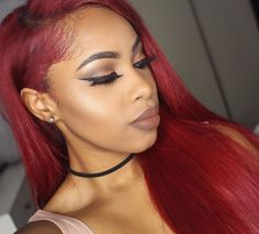 Love the red! Ig: shortylex_