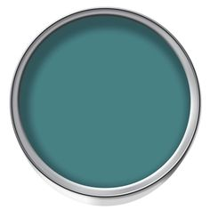 Wilko matt emulsion paint dark duck egg 2 5l at spare room pinterest toilets - Teal wallpaper wilkinsons ...