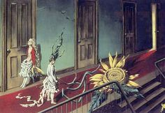 Surrealist painter, Dorothea Tanning