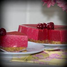 """Cheesecake"" cerise - speculoos, vive la saison des cerises"