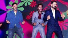 WATCH: Virat Kohli, Yuvraj Singh, Hardik Pandya dance, while MS Dhoni sings - KrazyKeeda