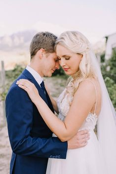 Soft and Romantic Wedding in Cape Town Pretoria, Couple Shoot, Cape Town, African, Romantic, Memories, Pure Products, Weddings, Wedding Dresses