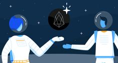 Watch short educational videos and earn EOS.