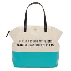 kate spade   tequila is not my friend terry