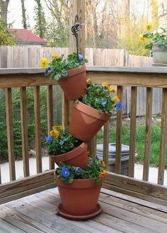 KHΠΟΣ-ΜΠΑΛΚΟΝΙ: 50+ Ιδέες για φυτά σε ΜΙΚΡΟΥΣ ΚΗΠΟΥΣ - Μπαλκόνια   ΣΟΥΛΟΥΠΩΣΕ ΤΟ