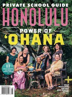 Honolulu Magazine August 2017