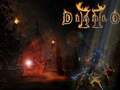 Обои Обои Diablo Lord of Destruction wallpapers Diablo II