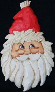 """Christmas Ornaments - """"Carve Your Own"""" with my Carving Kits - WasatchWoodcarver"""