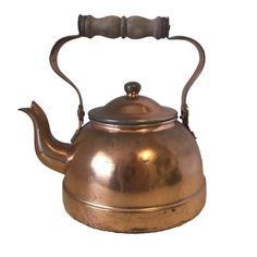 Other Antique Furniture Realistic Traditional Handmade Antique Tea Pot~used Only For Display~