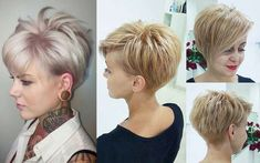 Short Hairstyle Evening 2016