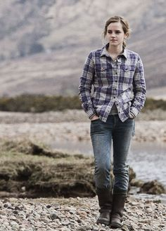 Emma Watson + Hermione Granger: Photo