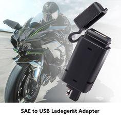 SAE to USB Adapter Ladegerät Steckdose Wasserdichte für Motorrad Roller KFZ 1x   Auto & Motorrad: Teile, Motorradteile, Elektrik & Zündungen   eBay!