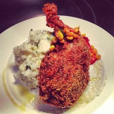 Sous Vide Fried Chicken