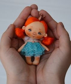 1 million+ Stunning Free Images to Use Anywhere Tiny Dolls, Soft Dolls, Cute Dolls, Crochet Toys Patterns, Stuffed Toys Patterns, Doll Patterns, Doll Painting, Homemade Toys, Doll Tutorial